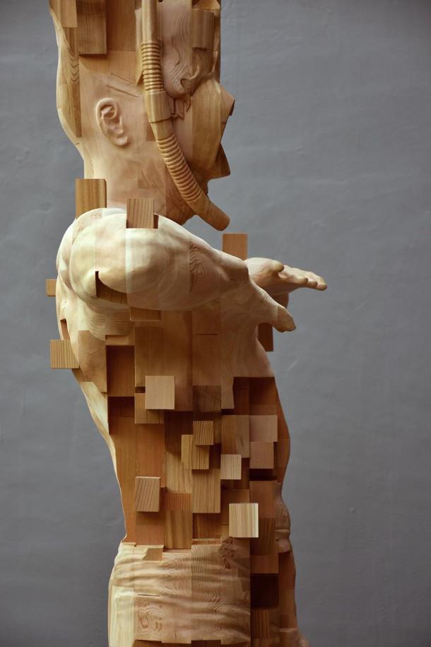 pixel-sculptuur-duiker-3