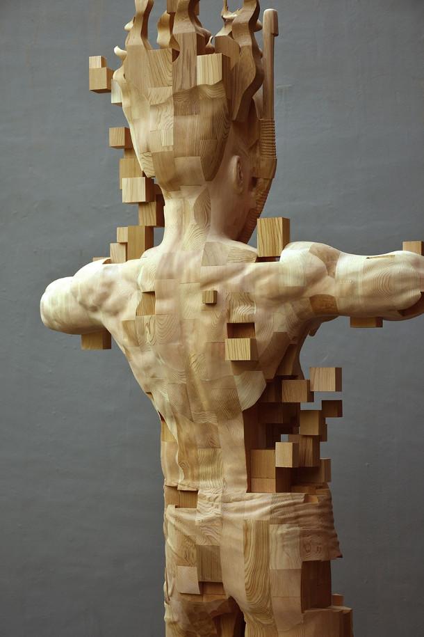 pixel-sculptuur-duiker-5