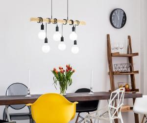 Hanglamp Meerdere Lampen : Hippe hanglamp van eglo eyespired