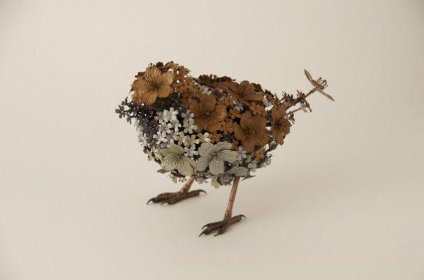 vogels-brons