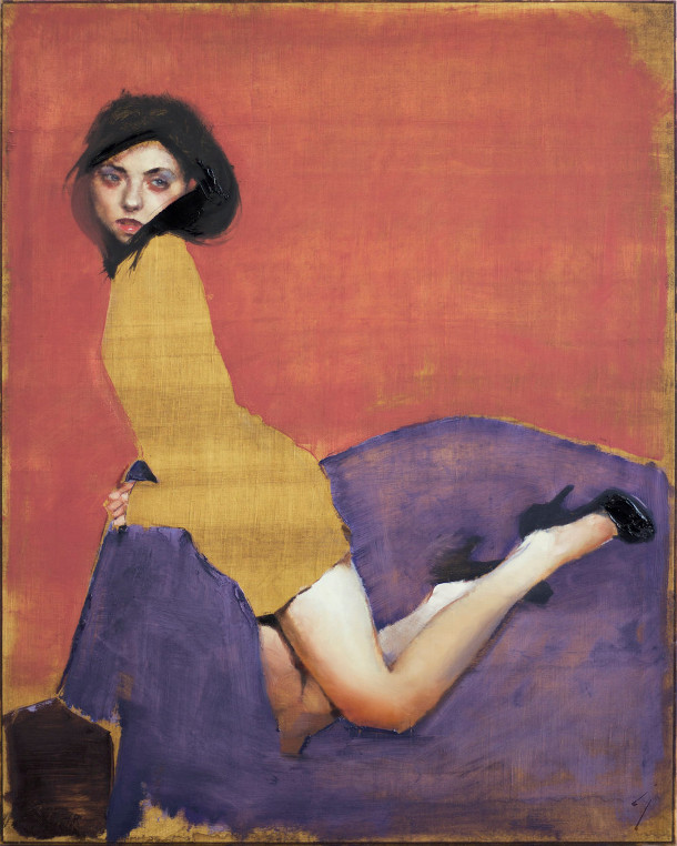 vrouwen-figuratieve-schilderijen-2