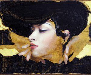 vrouwen-figuratieve-schilderijen
