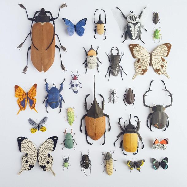 insecten-papier-textiel-5