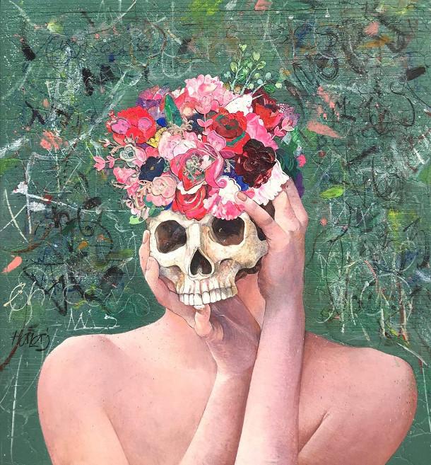 bloemen-schilderijen-portretten-4