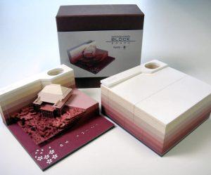 papier-modellen-architectuur