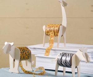 plakband-dieren