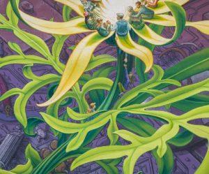 planten-muurschilderingen