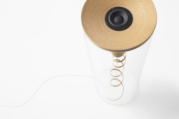 houten-speaker