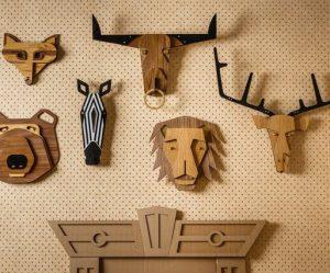 houten-zebra-jachttrofee