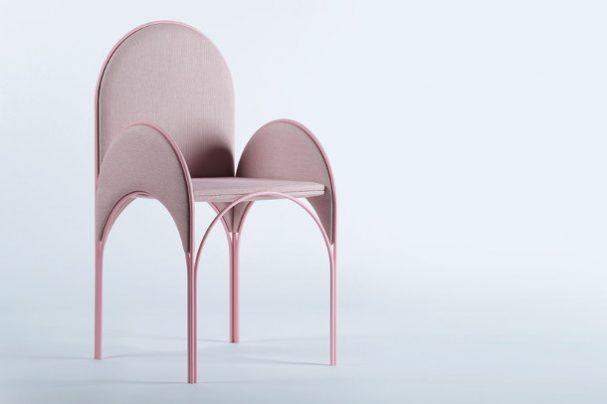 pastel-stoelen