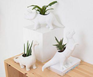 plantenpotten-dinosaurussen