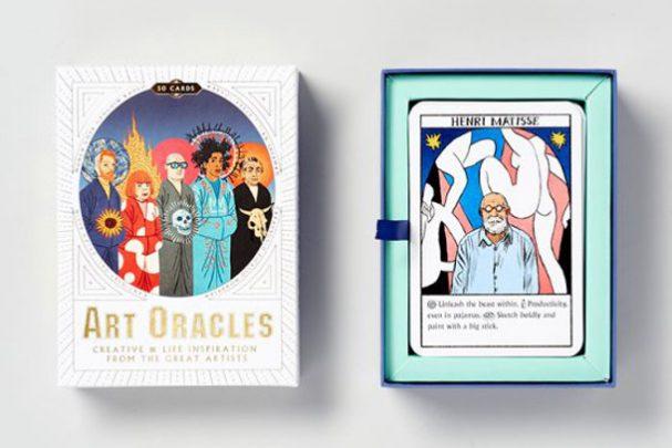 art-oracles-kaarten-kunstenaars
