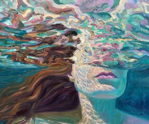 expressionistische-onderwaterschilderijen