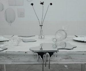 acryl-spiegels-sculptuur