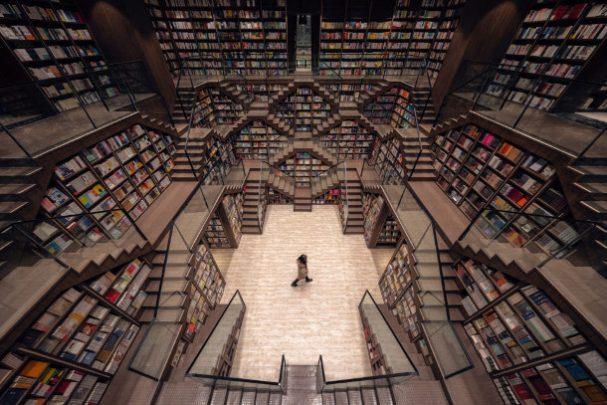 boekenwinkel-doolhof