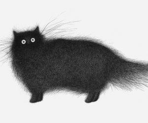 gestileerde-tekeningen-katten