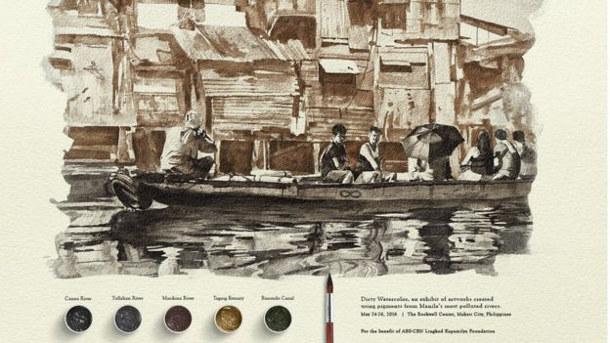 aquarelverf-vervuilde-rivieren