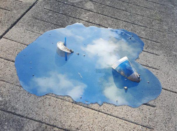 reconstrusties-plassen-puin