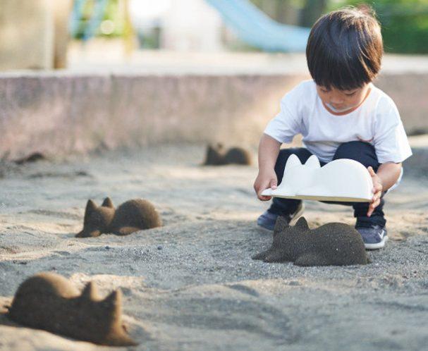 zandkatten-strand