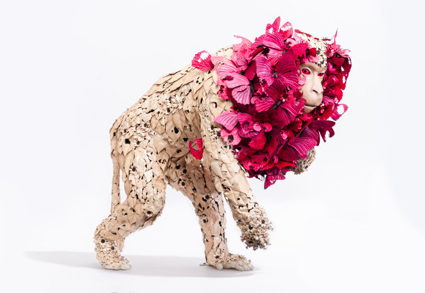 dieren-metalen-bloemen-bladeren-2