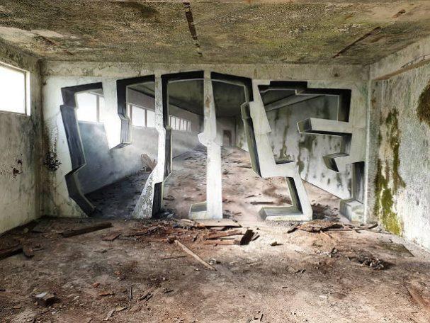 illusies-muren