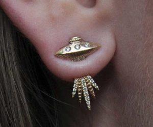 UFO-oorbellen