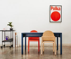 design-stoel-essenhout