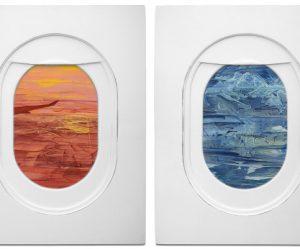 schilderij-vliegtuigraam