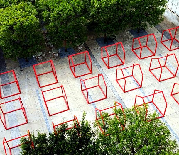 speelse stedelijke installatie-3