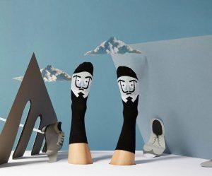 sokken-kunstenaars