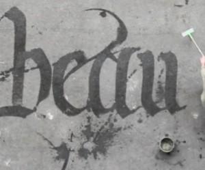 Calligraffiti door Niels Shoe Meulman