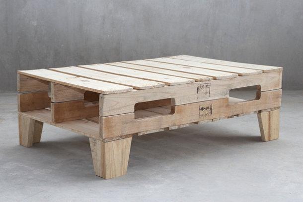Favoriete 5 meubels gemaakt van pallets - EYEspired @BV46