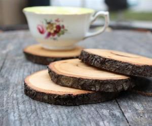 houten onderzetters