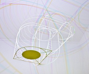 CMYK Lamp