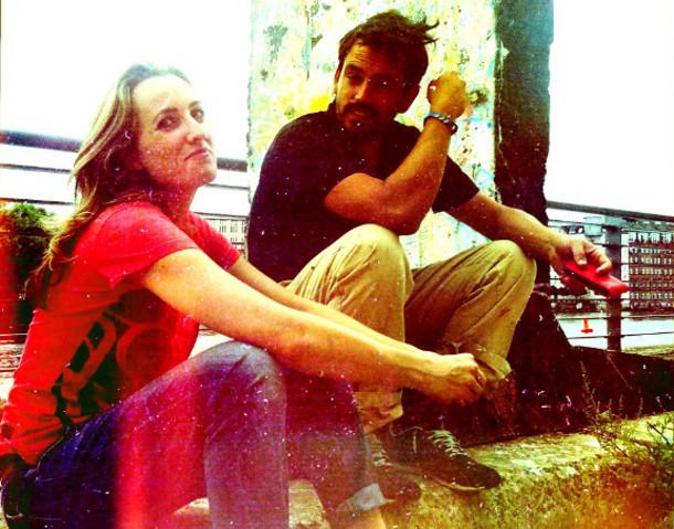 Sarah Meuleman in gesprek met Anton Unai in Berlijn