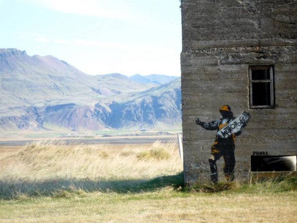 Foto IJsland