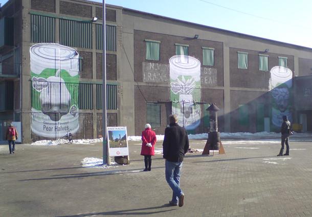 RAW art fair in Rotterdam