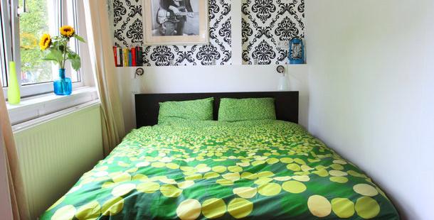 Bijzonder appartement in Amsterdam