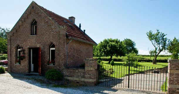 Bijzonder vakantiehuis - Airbnb Limburg