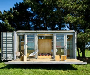 woning container