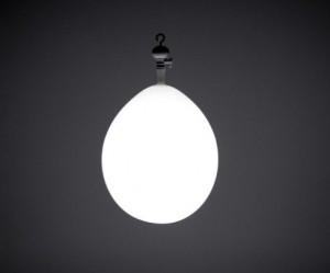 Ballon lamp met LED