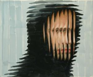 Schilderij van Deenesh Ghyczy