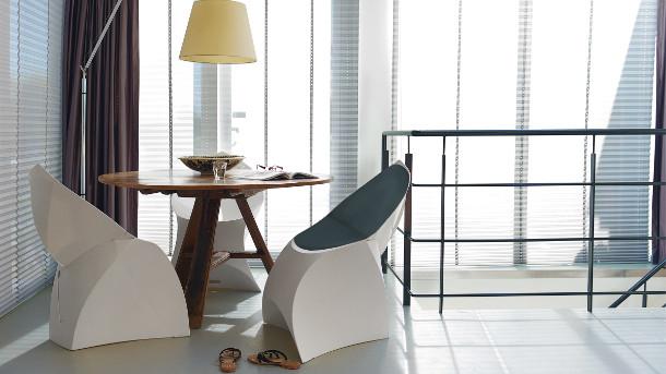 Fluc Chairs van Flux Furniture
