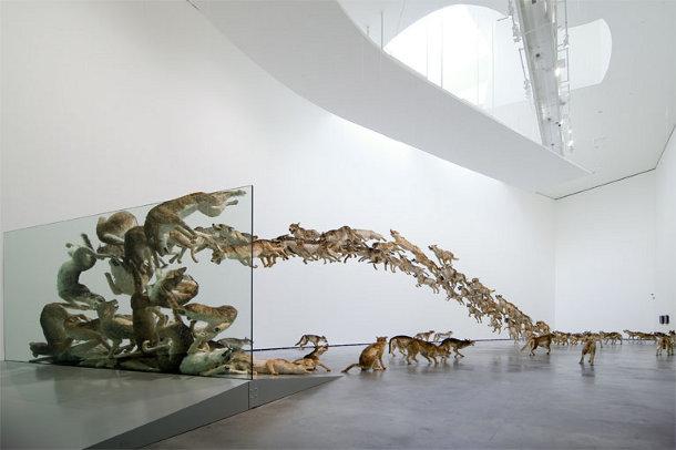 Cai Guo-Qiang - Head On