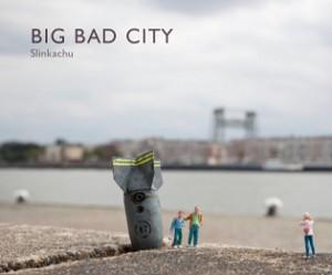 Big Bad City boek van Slinkachu