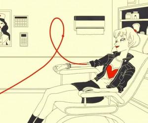 Waiting for Life - campagne voor bloeddonatie