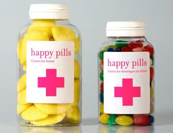 Happy Pills - snoepwinkel in Barcelona
