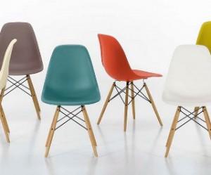 Charles Eames stoel winnen
