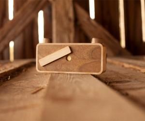 Ondu - houten pinhole camera