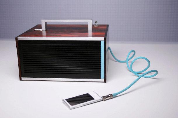 Vintage speakers van Soundpauli